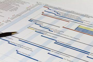 Projektterminplanung, HEBER Fördertechnik
